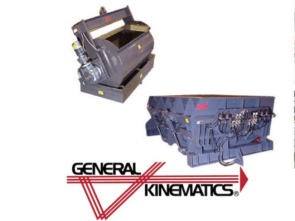 MetalTech Systems - General Kinematics Recycling/Foundry/Mining Sorting Equipment and Systems