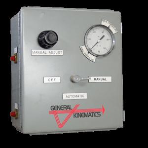 Electro-Pneumatic Control Box