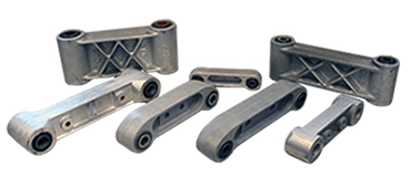 General Kinematics Premium Aluminum Stabilizers : Rocker Leg
