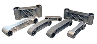 General Kinematics Premium Aluminum Stabilizers : Rocker Leg