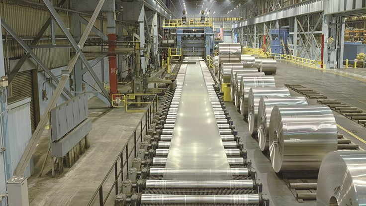 Novelis reports progress in aluminum recycling