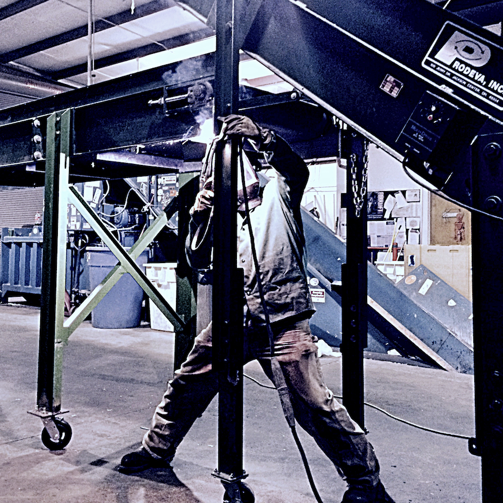 William Cooper Welding at Clemson University