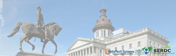 RECYCLING DAY at the South Carolina Legislature