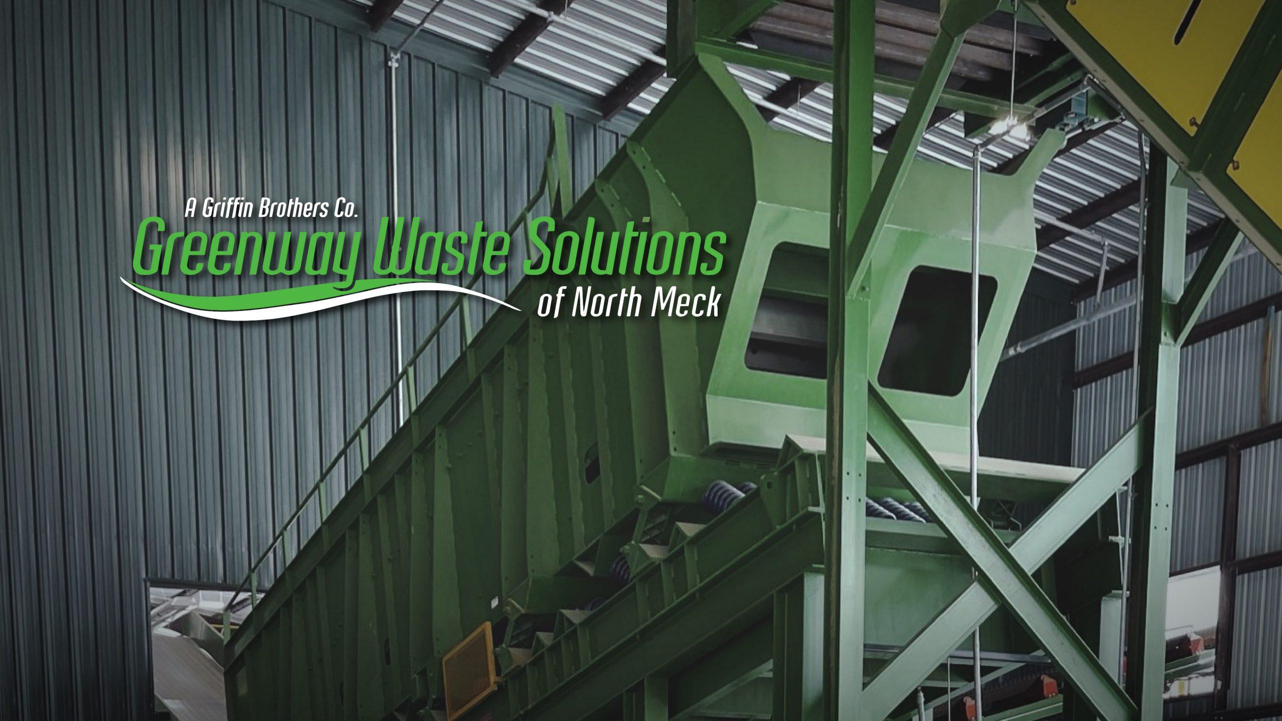 Greenway Waste Solutions Dedicates Construction & Demolition Recycling System at New Facility in Huntersville, North Carolina
